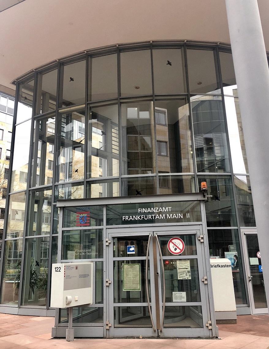 Frankfurt Finanzamt öffnungszeiten